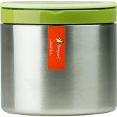 Penguen Png 30çelik İnox Yemek Termosu Tekli Yeşil...