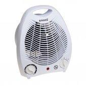 Raks Pf 20 Terra Fanlı Isıtıcı Elektrikli Soğuk Sıcak Üfleme Soba