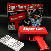 Para Saçan Tabanca Super Gun, Para Fırlatan Tabanca Supreme Süper