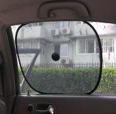 Araba Yan Cam Perde Güneşliği (2 Adet)