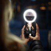 şarjlı Selfi Öz Çekim Işığı