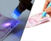 ışıklı Sah Te Paraları Kontrol Kalemi