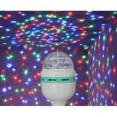 Disco Ampül Led Işıklı Döner Başlıklı Magic...
