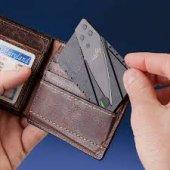 Cardsharp Kredi Kartı Şeklinde Bıçak