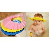Bebek Banyo Şapkası Baby Mate