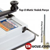 Ocb Top O Matic Dolum Makinesi Kaşığı, Yedek Uç...