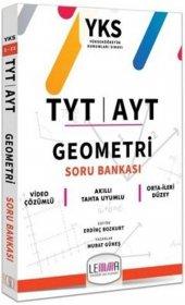 Lemma Yayınları Tyt Ayt Geometri Soru Bankası