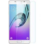 Galaxy A7 2016 Zore Maxi Glass Temperli Cam Koruyucu