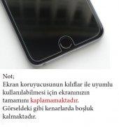 Galaxy A7 2016 Zore Maxi Glass Temperli Cam Koruyucu-3