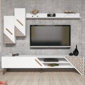Variant Beril Tv Ünitesi Beyaz