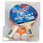 Mikro A 02 İkili Raket Seti Toplu
