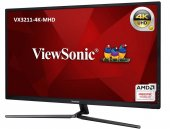 ViewSonic 32 VX3211-4K-MHD 4K 3840X2160 2xHDMI+DP HDR10 EĞLENCE TASARIM MONİTÖRÜ-3
