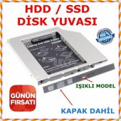 Dvd Kızak Extra Sata 12.7mm 4717p Hdd Ssd...