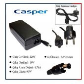 Casper A15a Laptop Notebook Adaptör 19v 4.74a 90w A+++kalite