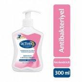 Activex Antibakteriyel Sıvı Sabun Nemlendirici...