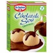 Dr.oetker Glutensiz Çikolatalı Sos 128 Gr