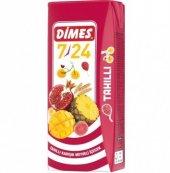 Dimes Meyve Suyu 7 24 Tahıllı Koli 200 Ml (27 Adet)