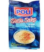 Poli Toz İçecek Sütlü Salep 250 Gr