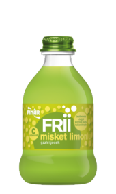 Pınar Frii Gazlı İçecek Misket Limon Aromalı 250 Ml