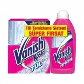 Vanish Tül Temizleme Sistemi (Tül Toz 450 Gr Ve...