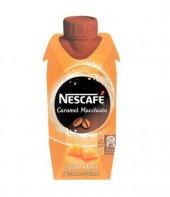Nescafe Caramel Macchiato Soğuk Kahve 330 Ml
