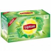 Lipton Yeşil Çay Yumuşak İçim 20 Adet