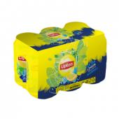 Lipton Ice Tea Limon 330 Ml X 6 Adet