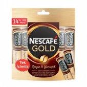 Nescafe Gold Tek İçimlik Kahve 14 X 2 Gr