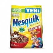 Nestle Nesquik Harfler Çikolatalı Tahıl Gevreği 310 Gr