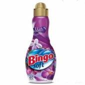 Bingo Soft Yumuşatıcı Mor Çiçekler 60 Yıkama 1440 Ml