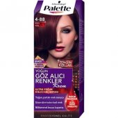 Palette Yoğun Göz Alıcı Renkler 4.88 Koyu Kızıl Sa...