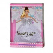 Kutulu Sweet Girl Barbie Bebek