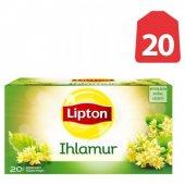 Lipton Bitkisel Çay Ihlamur 32 Gr