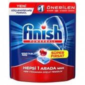 Finish Hepsi Bir Arada 100 Lü Tablet Deterjan