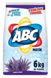 Abc Matik Çamaşır Deterjanı Lavanta 6 Kg
