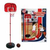 Ayaklı Basketbol Potası 133cm