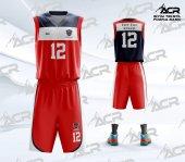 Bfs003 Basketbol Forma Yaptırma, Özel Basketbol Forması Ve Basketbol Şortu, Dijital Baskı, Tasarım Forma Dizayn Acr