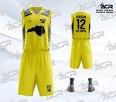 Bfs004 Basketbol Forma Yaptırma, Özel Basketbol Forması Ve Basketbol Şortu, Dijital Baskı, Tasarım Forma Dizayn Acr