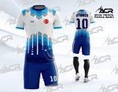 Ffst004 Futbol Forma Yaptırmak, Özel Futbol Forması, Futbol Şortu Ve Tozluk, Dijital Baskı, Tasarım Forma Dizayn Acr