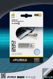 Auris Au 4g 4gb Metal Flash Bellek