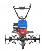 Ayka Motorlu Çapa Makinesi Honda GX 200 6,5 hp Benzinli İpli Motor 3+1 Vites-2