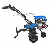 Ayka Motorlu Çapa Makinesi Honda GX 200 6,5 hp Benzinli İpli Motor 3+1 Vites-3