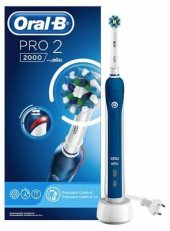 Oral B Pro 2 2000 Crossaction Power Diş Fırçası...