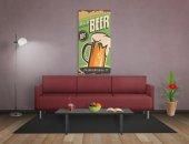 Bira Reklam Afişi Tablosu-2