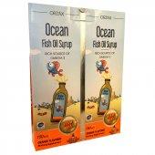 Orzax Ocean Balık Yağı Şurup 150 Ml 2. Si %50...