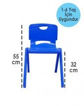 2li Sağlam Çocuk Sandalyesi, Kreş Ve Anaokulu...