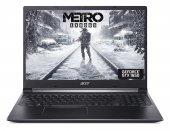 Acer Aspıre Gamıng A715 74g İ7 9750h 8gb Ddr4 256s...