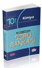 Editör Yayınları 10. Sınıf Kimya Özetli Lezzetli Soru Bankası