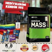 Optimum Serious Mass 5450 Gr + Hediyeni Kendin...
