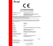 Avonni AP-60103-1BSY Bakır/Siyah Boyalı Aplik-2